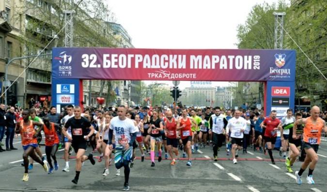 Beograd trči, startovalo rekordnih 8.000 učesnika