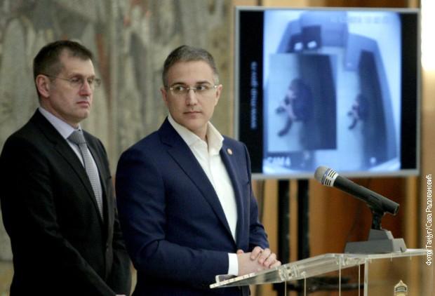Stefanović: Ispitaćemo snimak s uvredljivim sadržajem