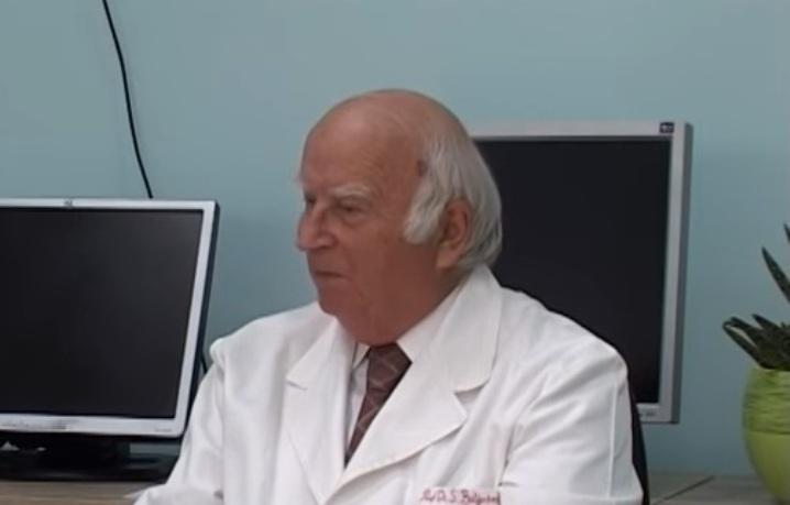 Preminuo doajen jugoslovenske i srpske infektologije prof. dr Stevan Baljošević