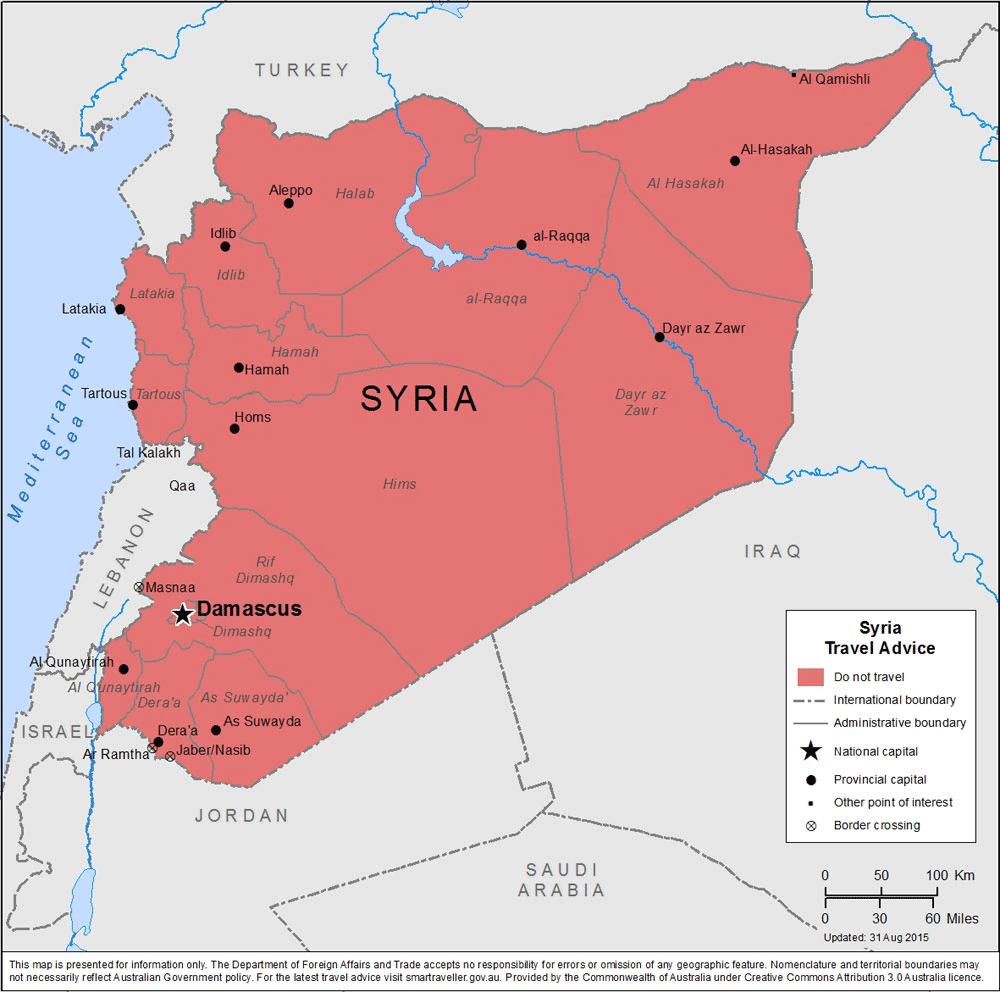 SAD započele proces povlačenja vojske iz Sirije