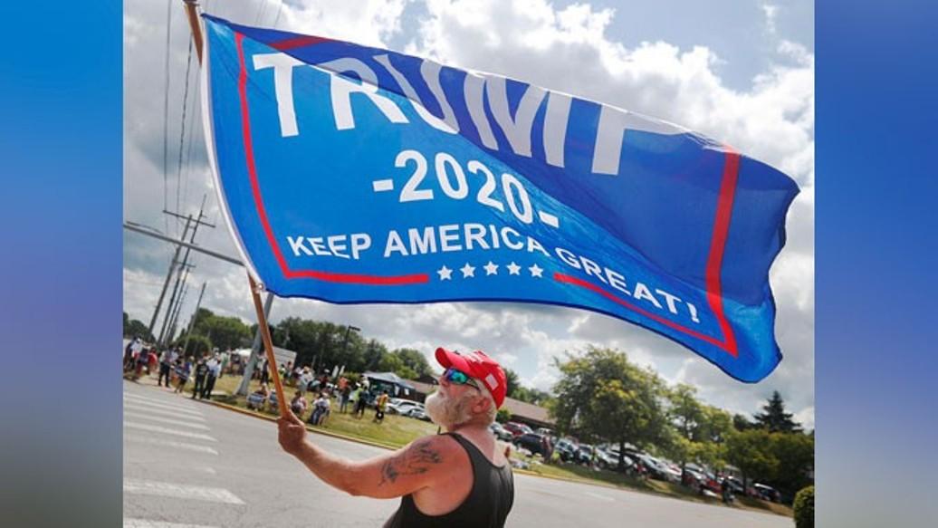 Srbi iz Amerike u kampanji podrške Trampu