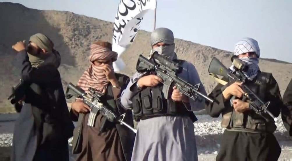 Razmena talibanskih zatvorenika i avganistanskih vojnika