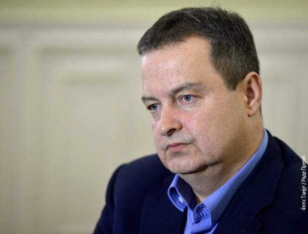 Dačić uputio saučešće porodici Radomira Antića