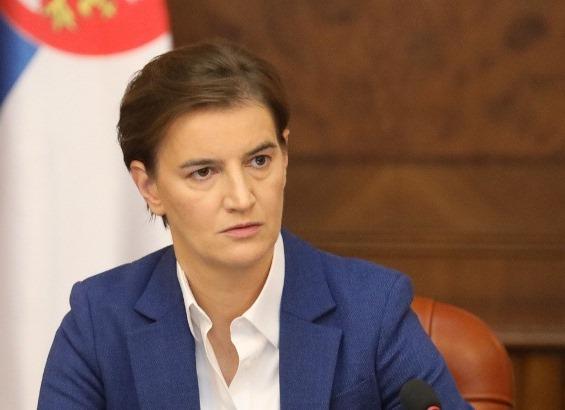 Brnabić: Napadi na Vučića kako bi postao legitimna meta