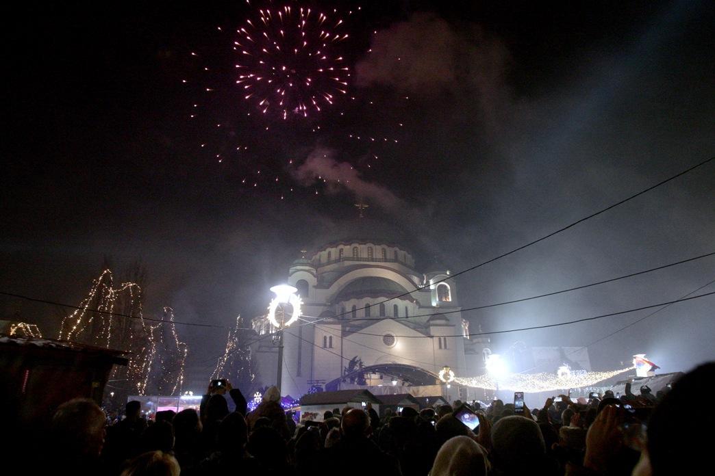 Srećna srpska Nova godina!