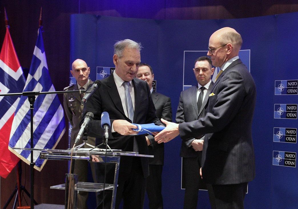 Norveška preuzela dužnost kontaktne ambasade NATO u Srbiji