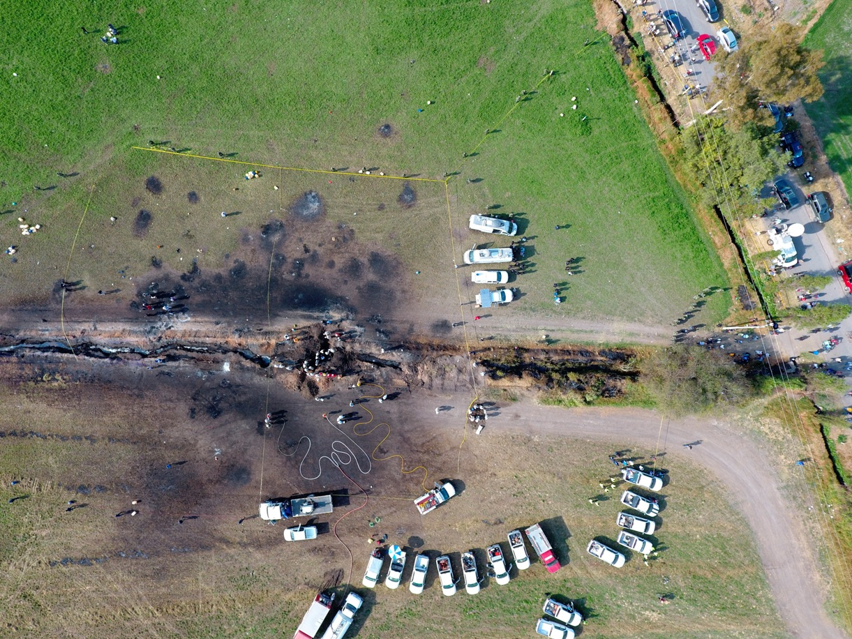 Meksiko: U eksploziji naftovoda poginulo 85 ljudi