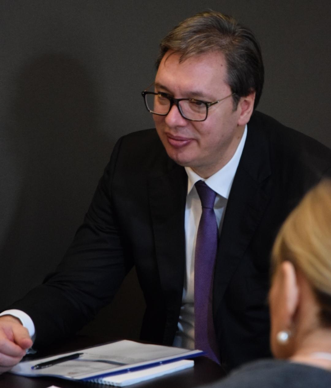 Vučić: Mnogi osudili najavu pokušaja ukidanja imena RS