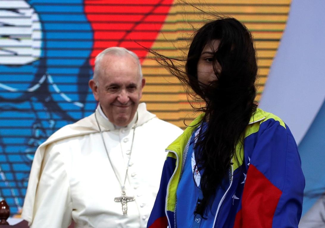 Papa prati situaciju u Venecueli