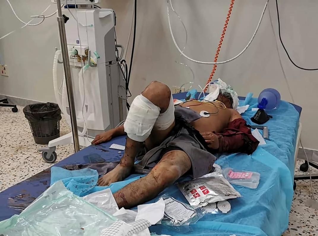 Tripoli: Najmanje sedam poginulih u napadu na fabriku keksa