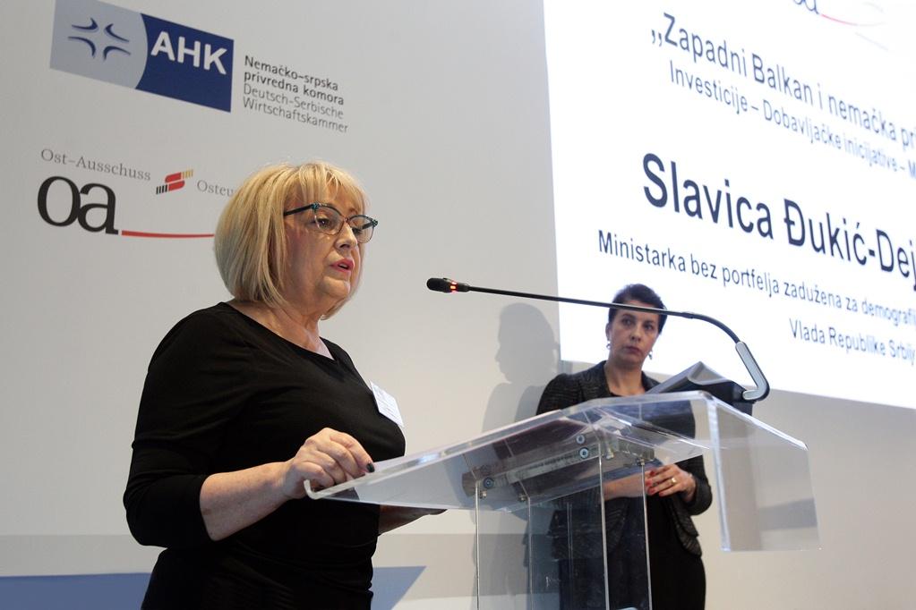 Đukić Dejanović: Postavljamo kamen temeljac društva budućnosti