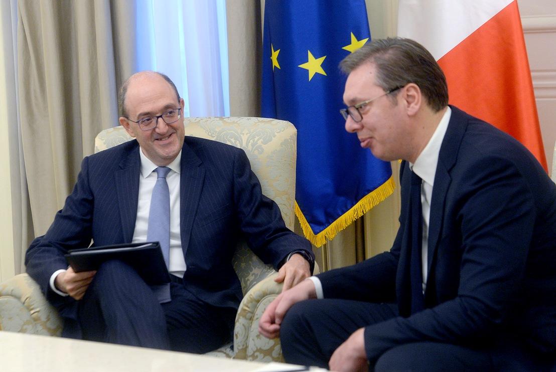 Italija podržava evropski put Srbije