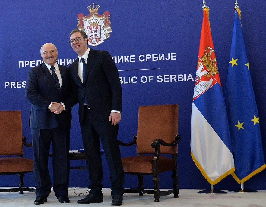 Lukašenko poručuje da će Belorusija uvek pružati podršku Beogradu