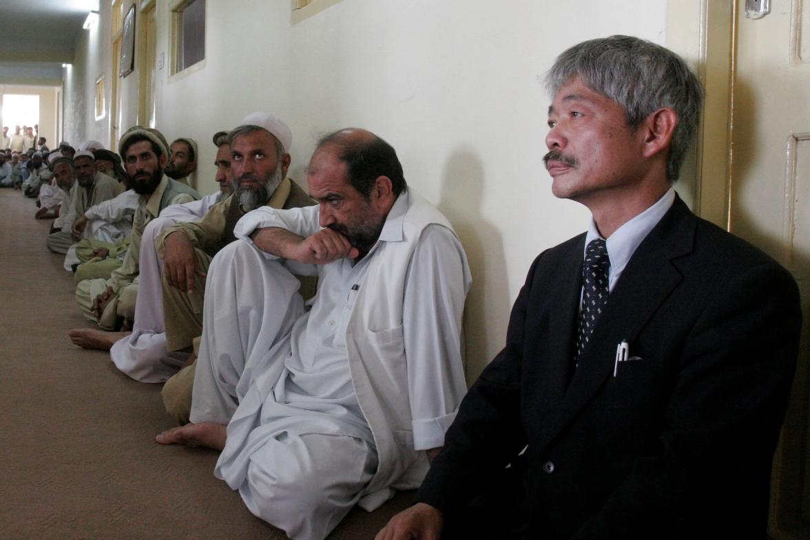 Ubijen japanski humanitarac u Avganistanu