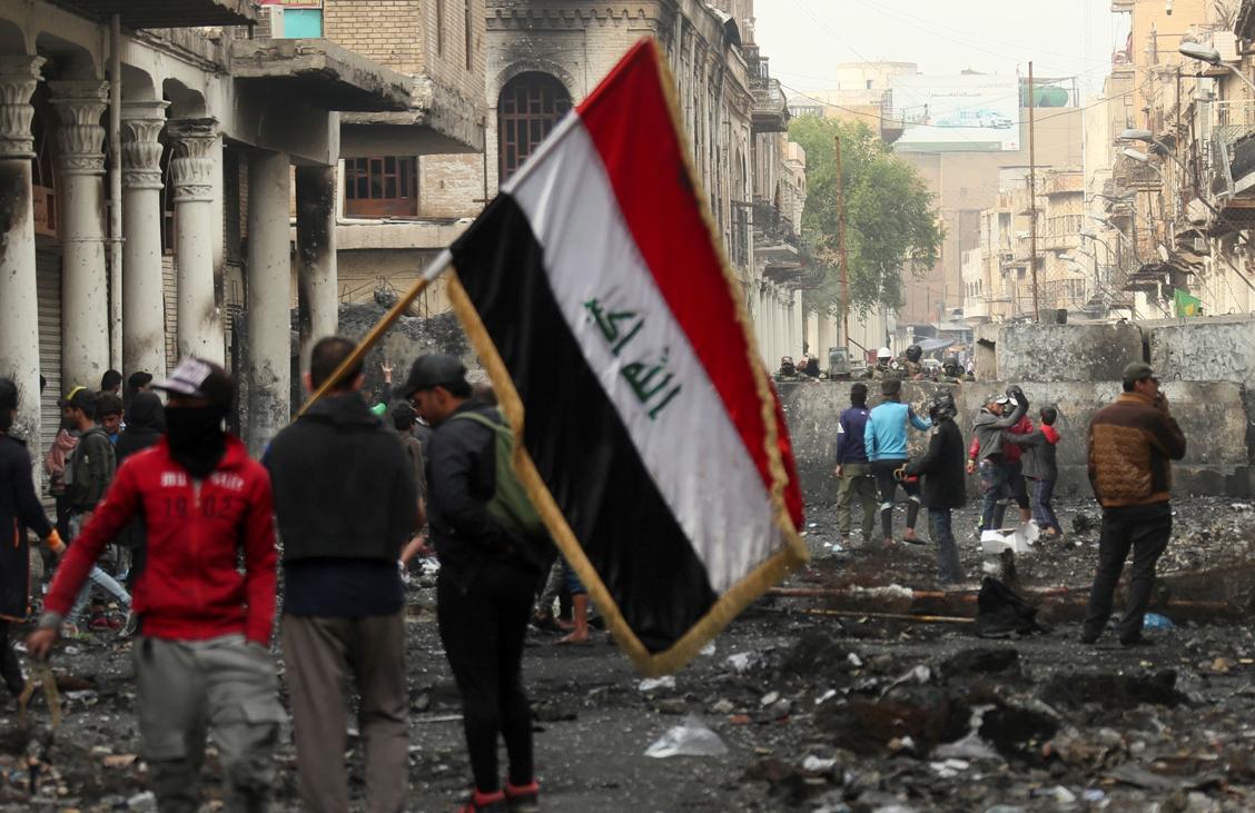 Napad na demonstrante u Bagdadu, osam mrtvih