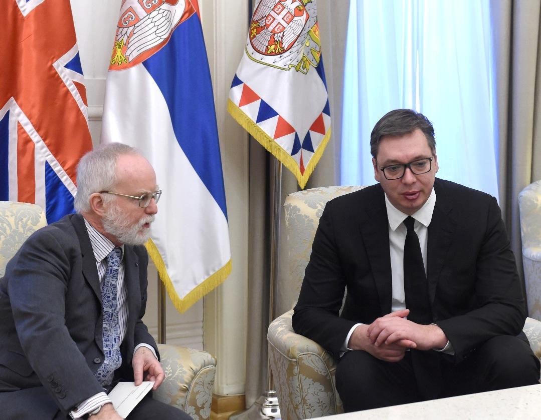 Vučić:Zakon o statutu Trepče - otimanje srpske imovine
