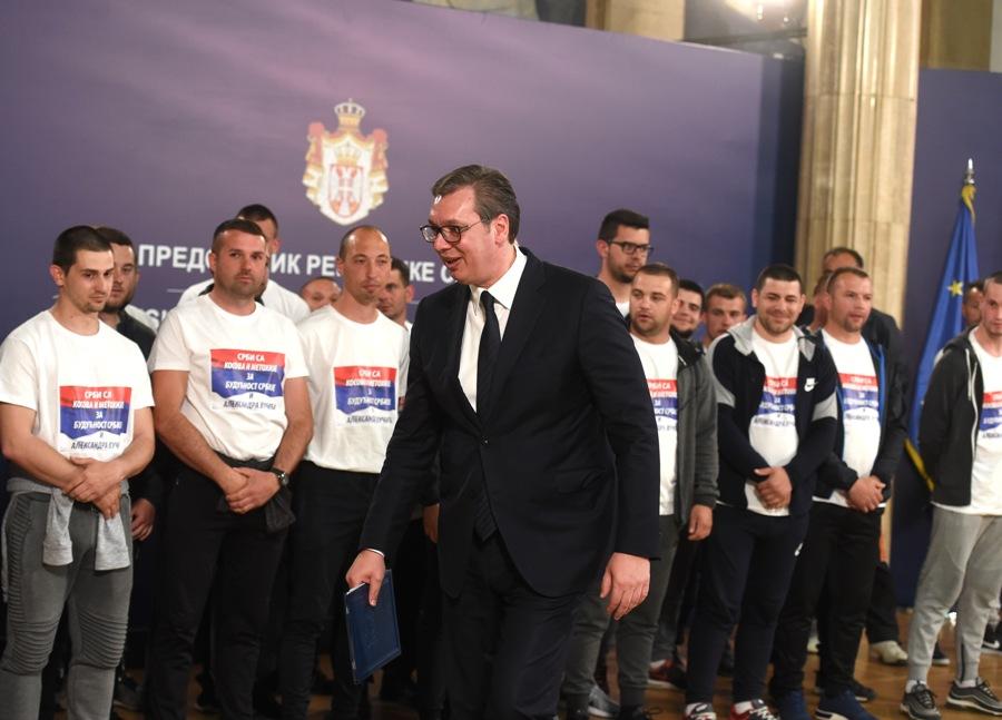 Vučić: Očekujem brojne pritiske