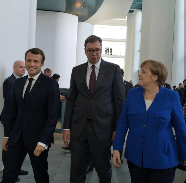 Vučić: Bez pomaka, novi razgovori u Parizu u julu