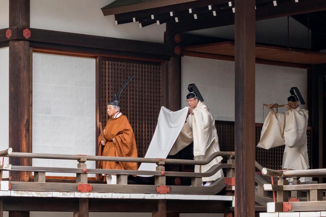 Japanski car Akihito danas će abdcirati u korist sina