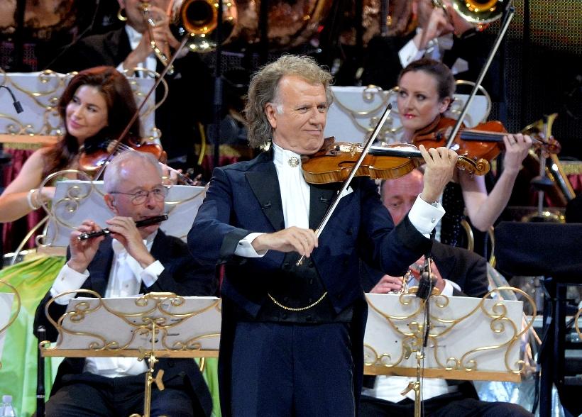 Andre Riju i njegov orkestar oduševili beogradsku publiku