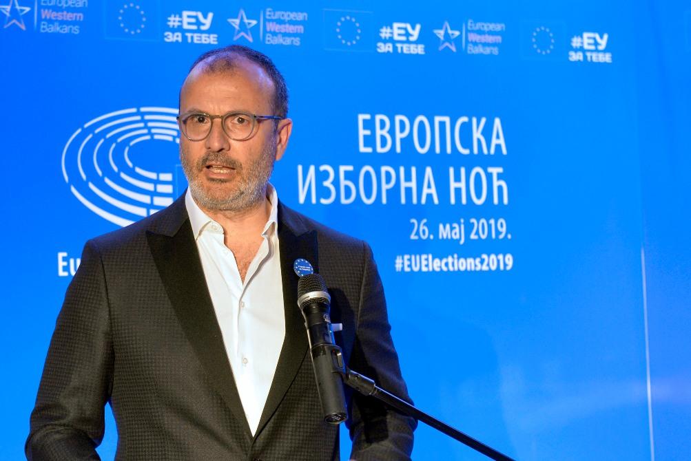 Fabrici:Najbolji scenario za Srbiju da Evropa ostane otvorena