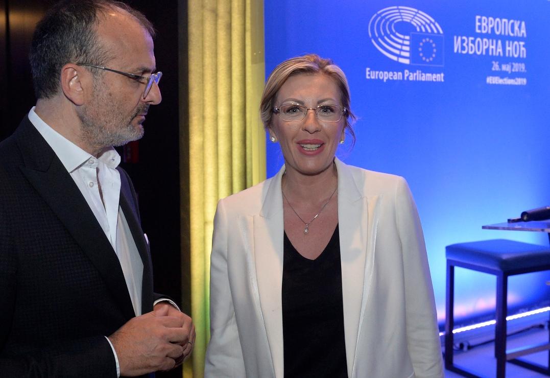 J.Joksimović:Izbori pokazali da je EU i dalje u modi