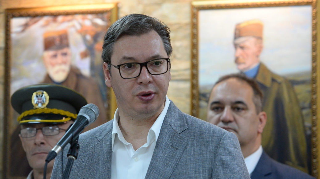 Vučić: Situacija teža nego juče, Kfor nije statusno neutralan