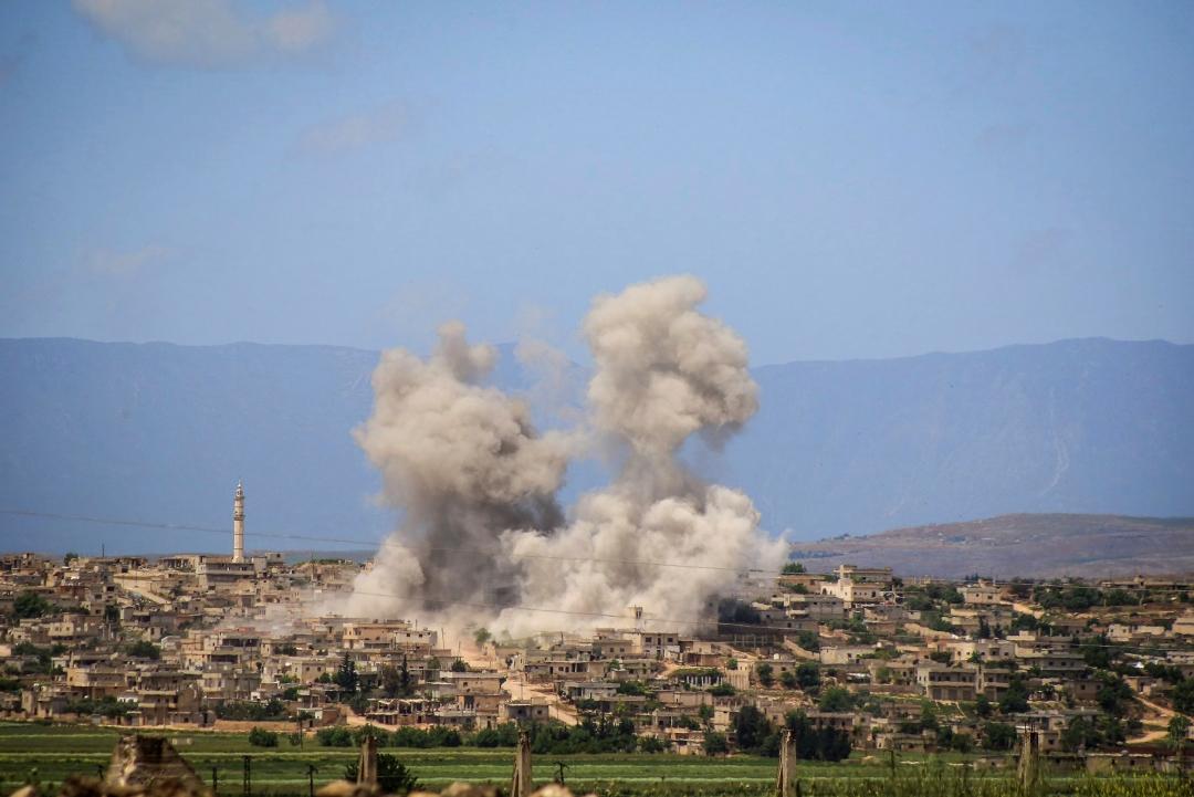 Sirija:Trojica mrtvih posle napada izraelskih vojnih aviona
