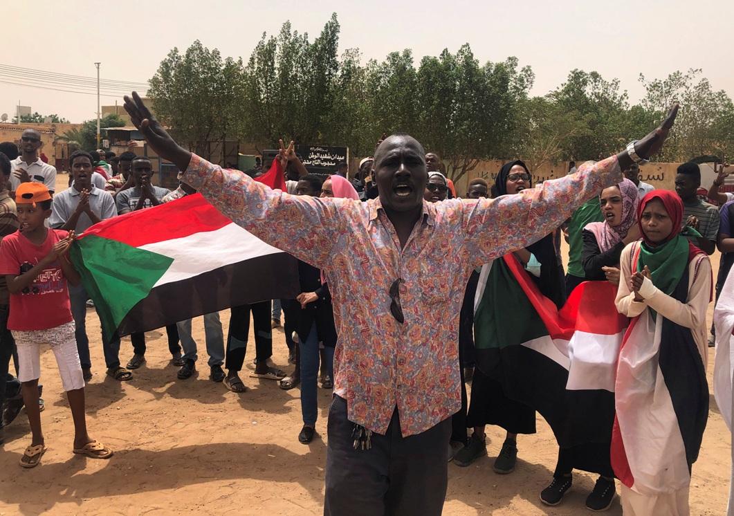 Sudan: 11 mrtvih u sukobima sa vojskom