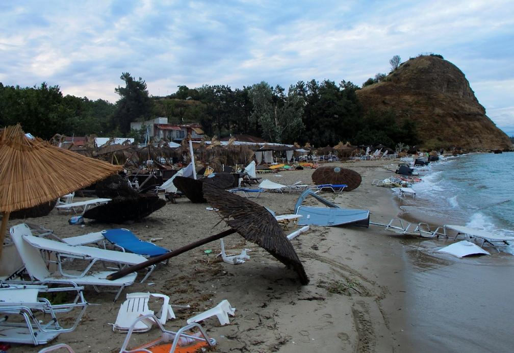 Nevreme na Halkidikiju, poginulo šestoro, 100 povređenih  VIDEO