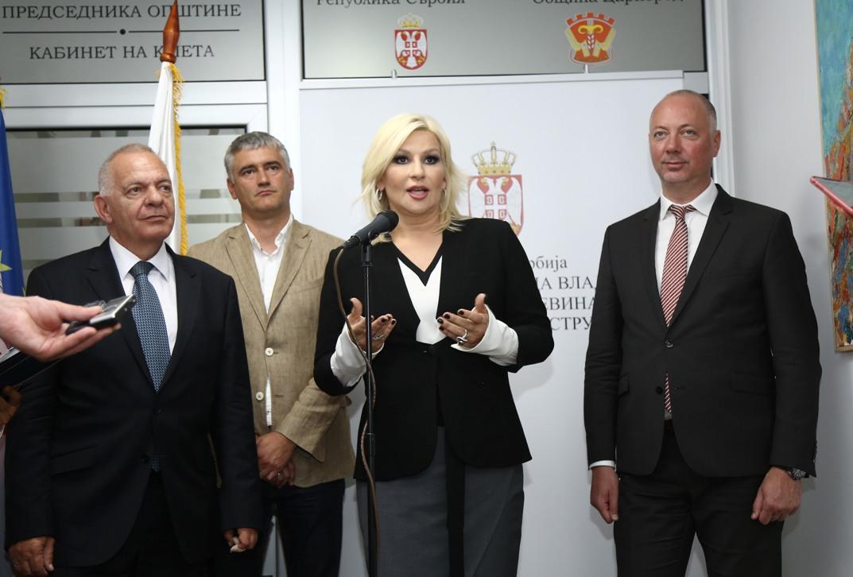 Mihajlović: Zajedno sa Bugarskom rešavamo problem gužvi na granicama