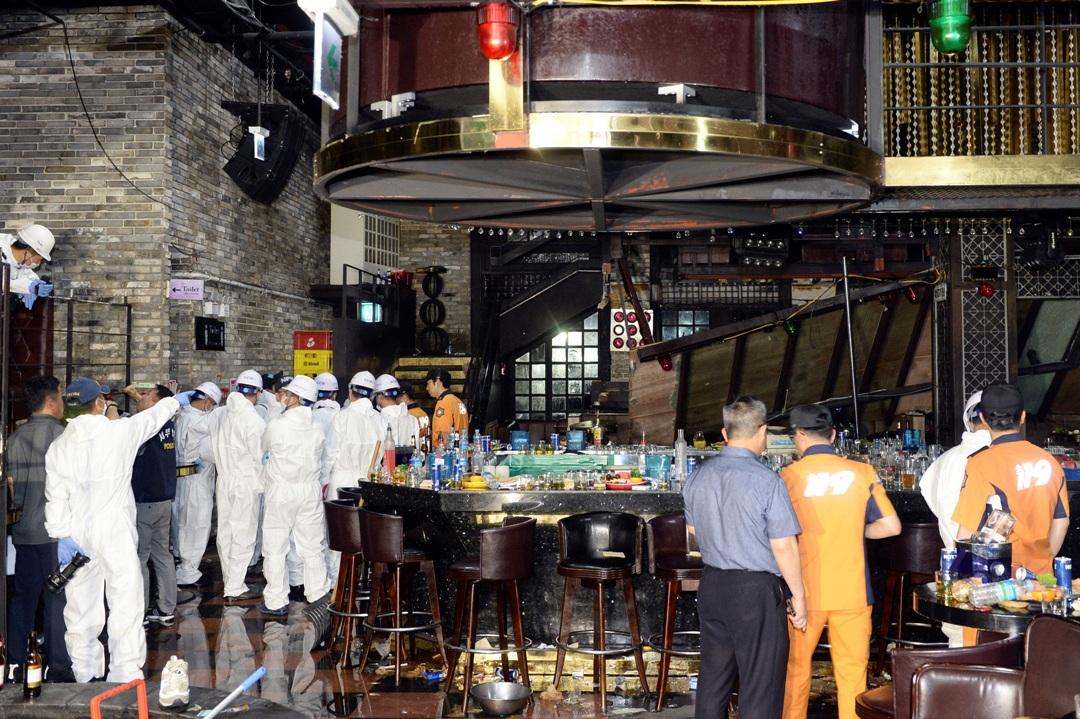Srušio se balkon, poginuli i povrđjeni učesnici Svetskog prvenstva u plivanju