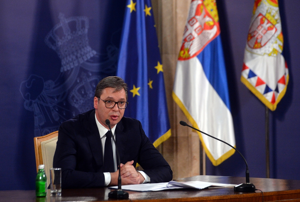 Vučić: Cilj Prištine zauzimanje severa i proterivanje Srba sa Kosova i Metohije