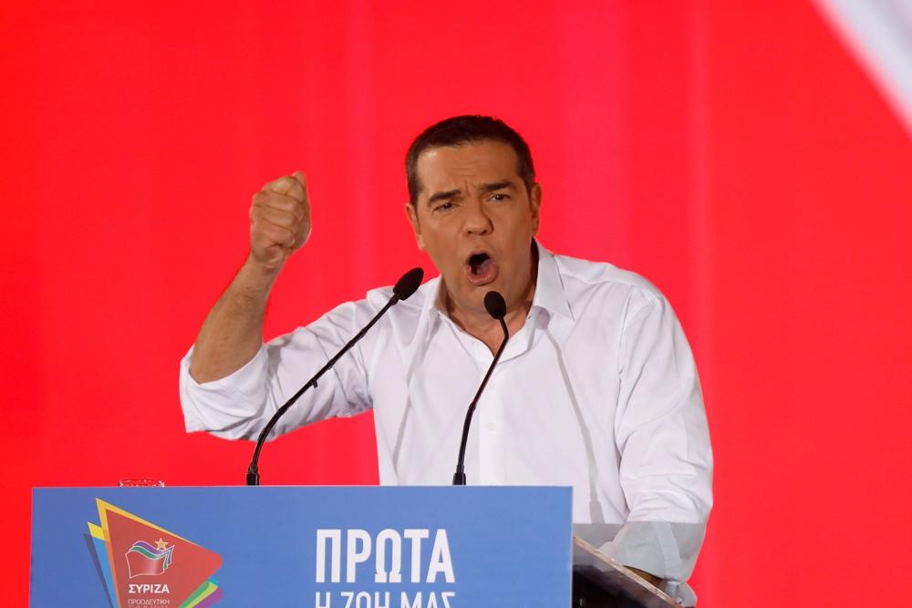 Vanredni izbori u Grčkoj