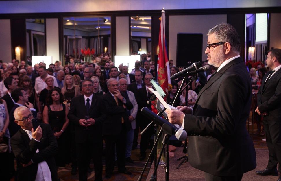 U crnogorskoj ambasadi proslavljen Dan državnosti