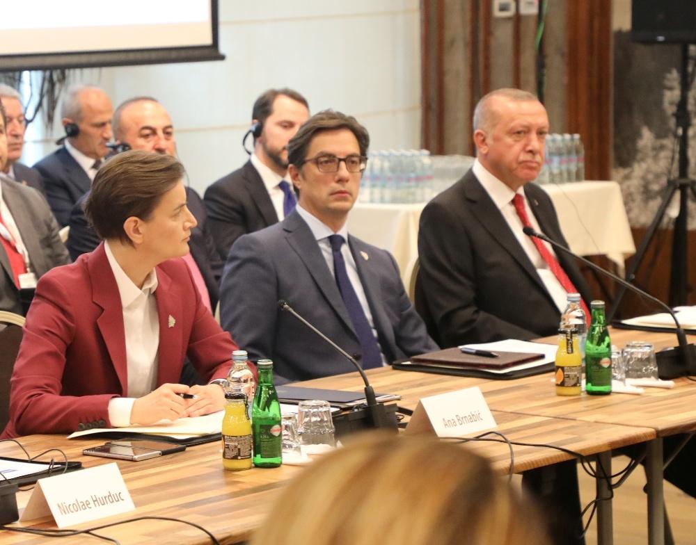 Brnabić: SEECP  ne prepoznaje tzv. Kosovo, nema mesta provokacijama