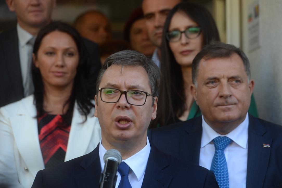 Vučić: Milion evra za Drvar od Srbije