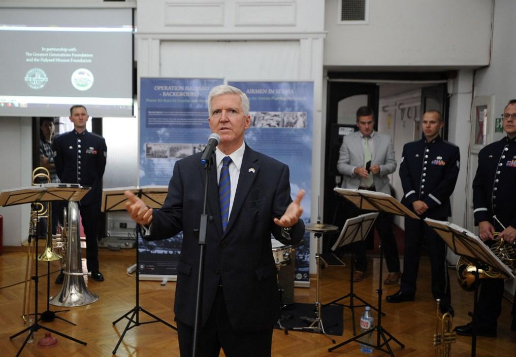 Skot: SAD će zauvek biti zahvalne srpskim saveznicima