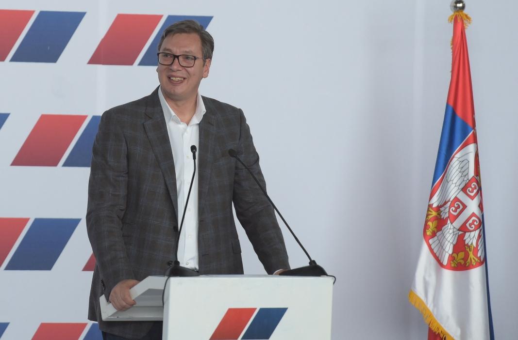 Vučić: Više naših na listi, da izmerimo snagu SNS-a