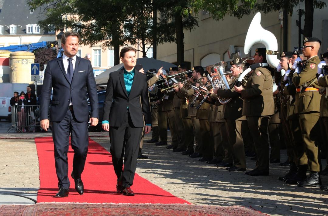 Brnabić: Mir i stabilnost treba da dolaze sa Zapadnog Balkana