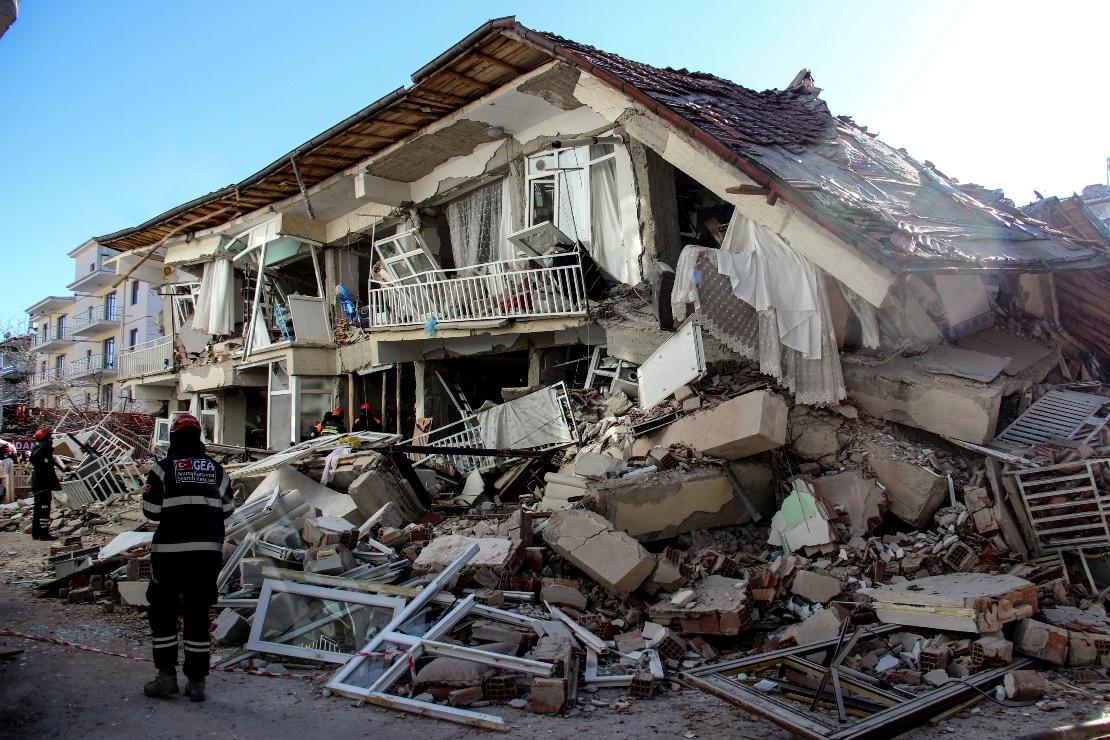 Tlo u Turskoj ne miruje, novi zemljotres