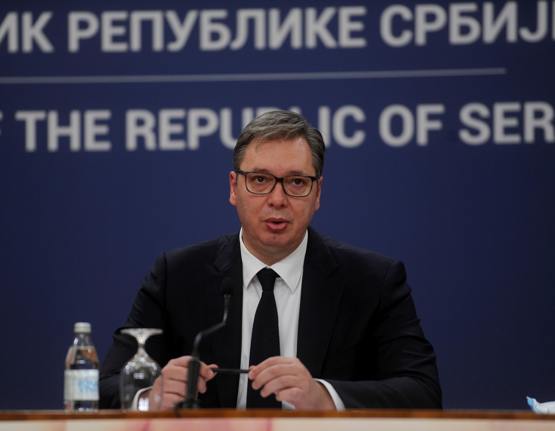 Vučić: Biće više od 1.200 zaraženih,sankcije za nepoštovanje mera