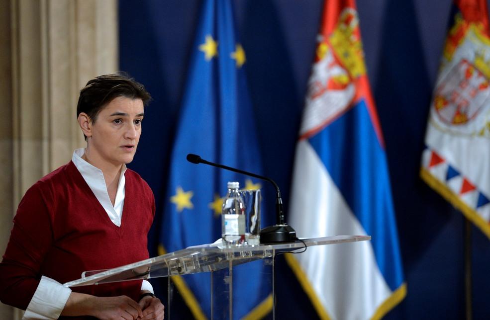 Brnabić: Srbija povlači odluku o proterivanju crnogorskog ambasadora