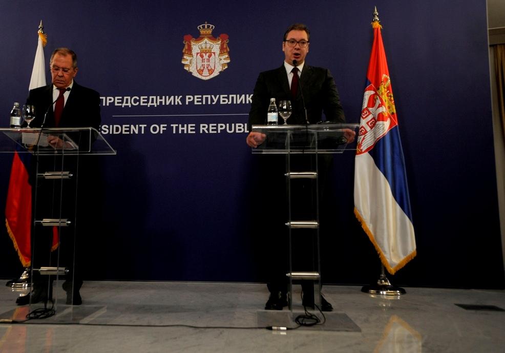 Vučić: Detaljan razgovor o suštinskim i dubinskim odnosima