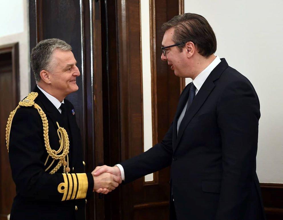 Vučić: Srbija čvrst oslonac za miran i stabilan Balkan