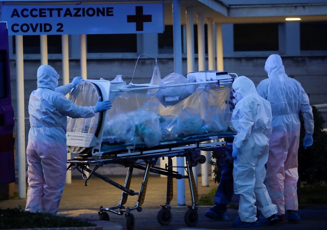 U Italiji broj preminulih porastao na 2.158