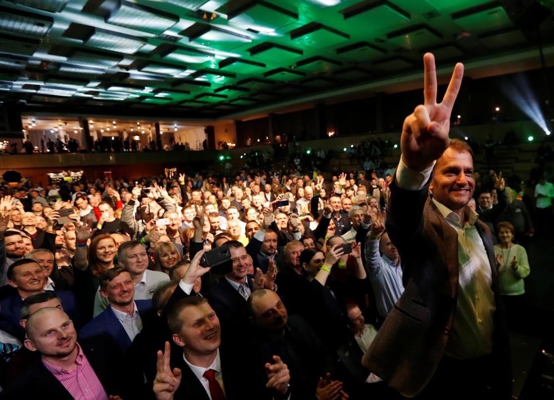 Opozicija vodi na izborima u Slovačkoj
