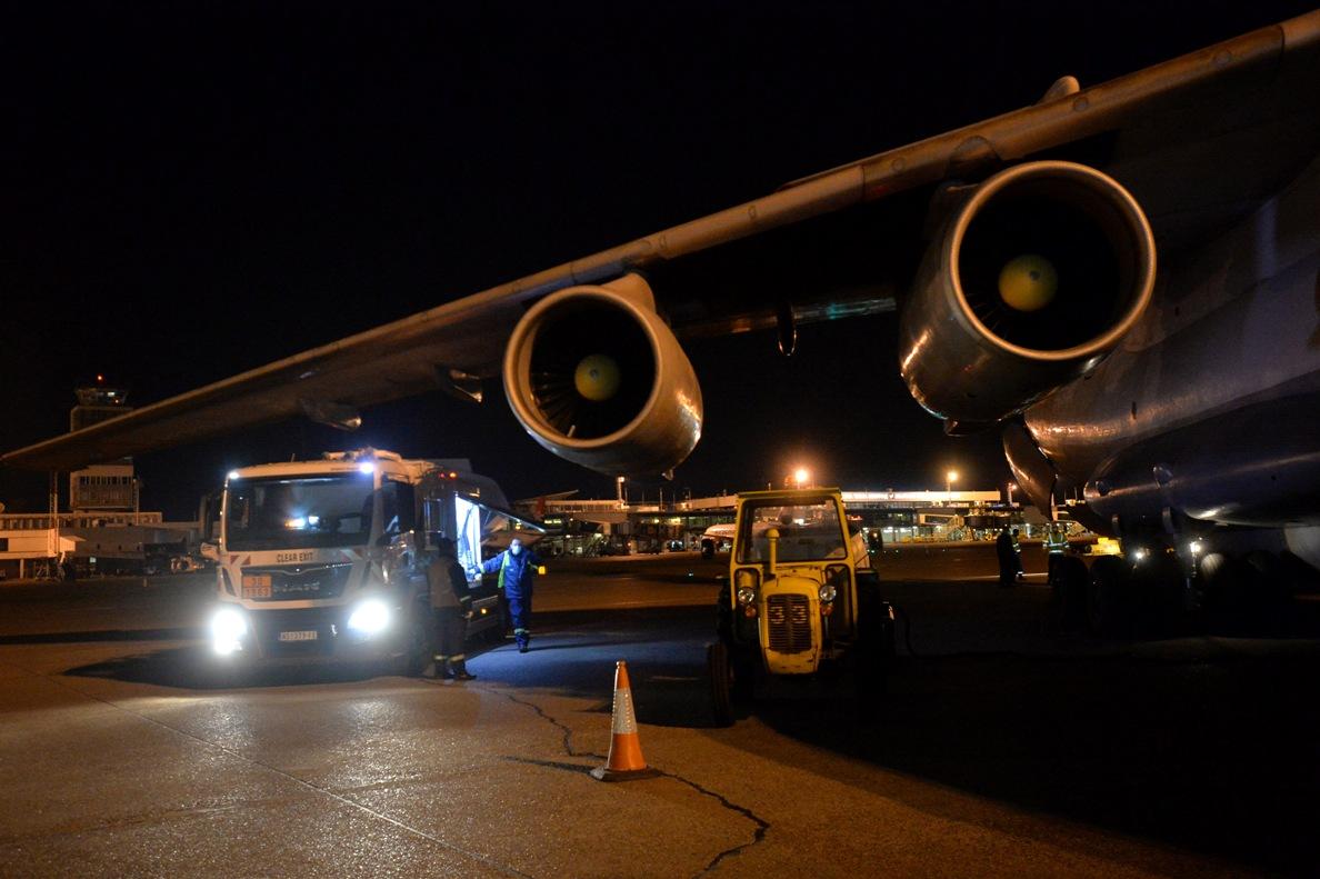 U Beogradu još dva aviona, opremu kupila Srbija, prevoz plaća EU