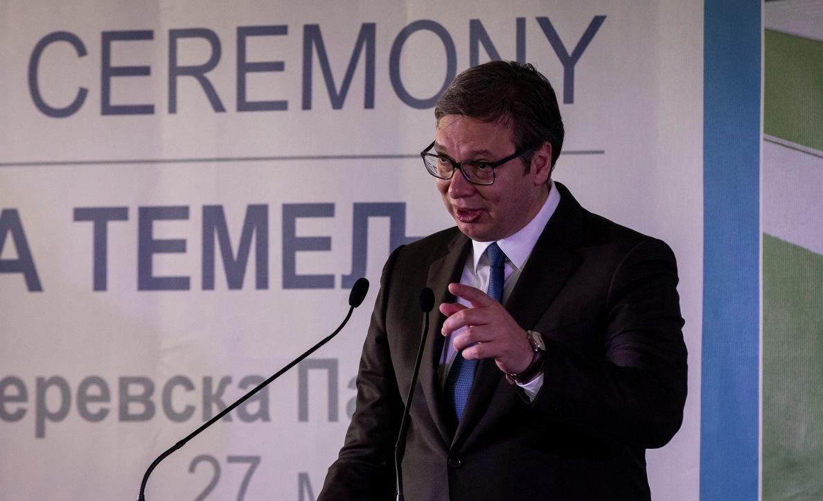 Vučić o odluci Crne Gore: Mi u to blato nećemo ulaziti