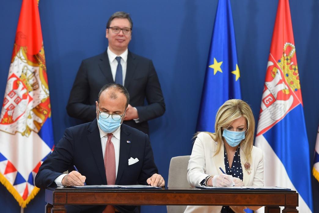 Evropska unija opredelila Srbiji bespovratnih 70 miliona evra